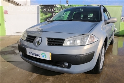 Renault Mégane Break 1.5 dCi (80cv) (5p)