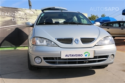 Renault Mégane Break 1.9 dCi Expression (105cv) (5p)