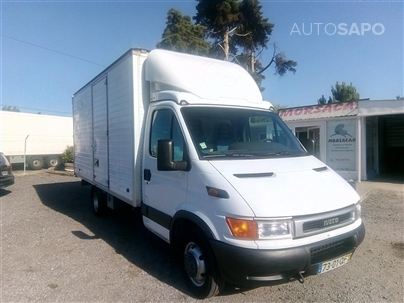 Iveco Daily 2.8 TD 35C13 3380 (125cv) (2p)