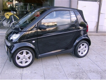 Smart City Cabrio 0.8 Cdi 41Cv 1Dono Cabrio Pulse