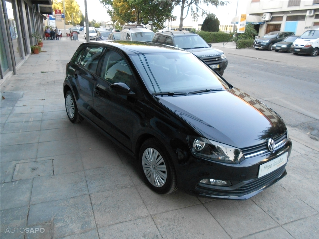158ec3082e Volkswagen Polo 1.4 TDi BlueMotion (75cv) (5p) (75cv) (5p)