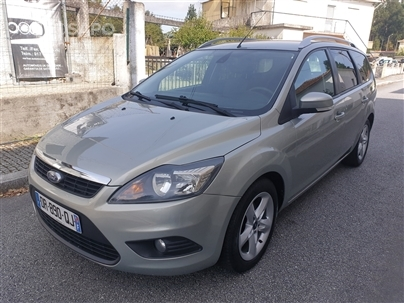 Ford Focus Station 1.6 TDCi ECOnetic (90cv) (5p)