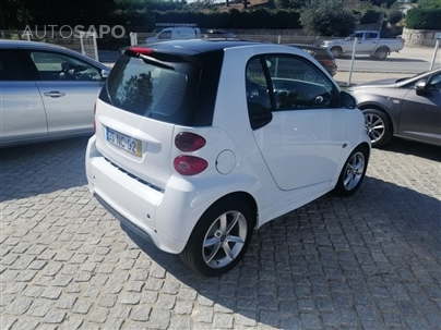 Smart Fortwo 1.0 mhd Passion 71 Softouch (71cv) (3p)