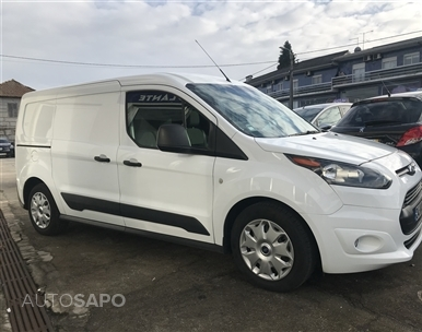 Ford Transit Connect 1.5TDCi LONGA 120cv 3LUG