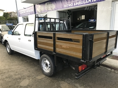 Nissan Pick-Up 2.5 TD CD (104cv) (4p)
