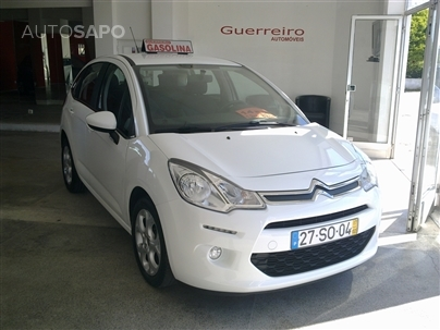 "Citroen C3 1.2 ""Collection"" (82 CV) 5p. --VENDIDO--"