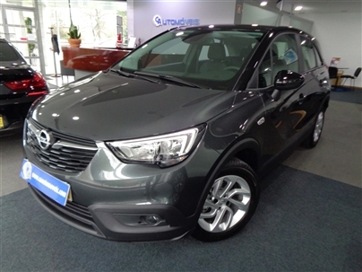 opel crossland x edition gps 82cv 5p auto sapo. Black Bedroom Furniture Sets. Home Design Ideas