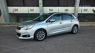 Citroen C4 1.6 VTi Seduction (120cv) (5p)