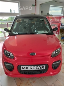 Microcar M.Go PLUS