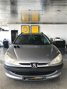 Peugeot 206 SW 1.1 Colorline (60cv) (5p)