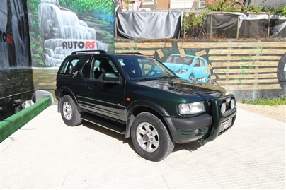 Opel Frontera 2.2 DTi Base OffRoad
