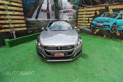 Peugeot 508 1.6 BLUEHDI 120 EAT6 ALLURE