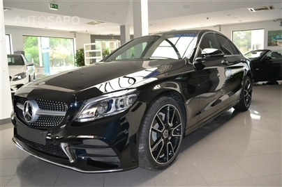 Mercedes-Benz Classe C AMG GEARTRONIC 9G