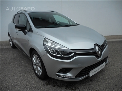 Renault Clio ST 0.9 TCE Limited (90cv) (5p)