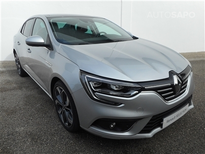 Renault Mégane Grand Coupé 1.5 Blue dCi Executive (115cv) (5p)