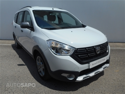 Dacia Lodgy 1.5 Blue dCi Stepway (115cv) (7p)