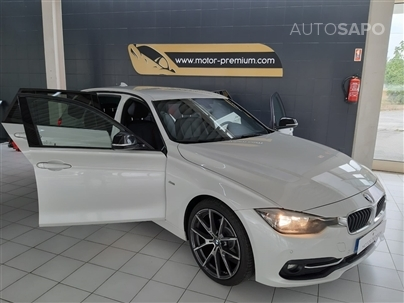 BMW Série 3 320 d Touring EfficientDynamics Line Sport Auto (163cv) (5p)