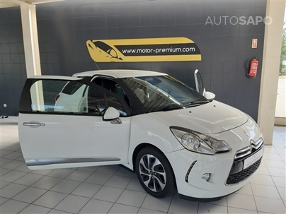 Citroen DS3 1.6 BlueHDi Be Chic (100cv) (3p)