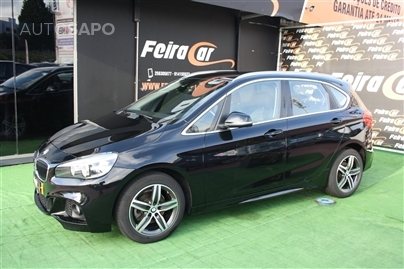 BMW Série 2 Active Tourer 216 d Pack M (116cv) (5p)