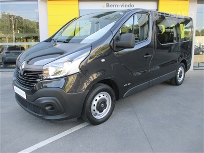 Renault Trafic 1.6 DCI 125