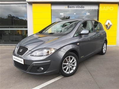 Seat Altea 1.6 TDi Copa Plus Eco.Start-Stop (105cv) (5p)