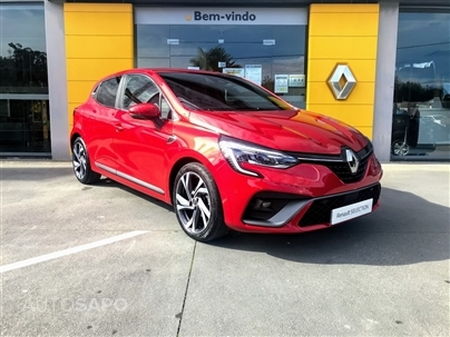 Renault Clio 1.0 TCE RS-Line