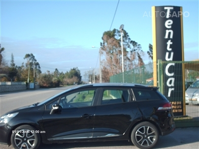 Renault Clio Break 1.5 dCi Dynamique S (90cv) (5p)