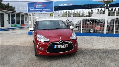 Citroen DS3 1.6 e-HDi Be Chic (92cv) (3p)