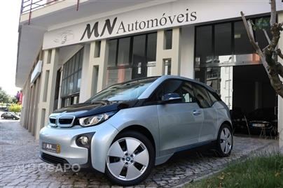 BMW i3 60 Ah REX Black Edition Atelier