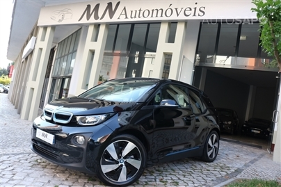 BMW i3 60AH REx (Range Extender) BLACKEDITION ATELIER
