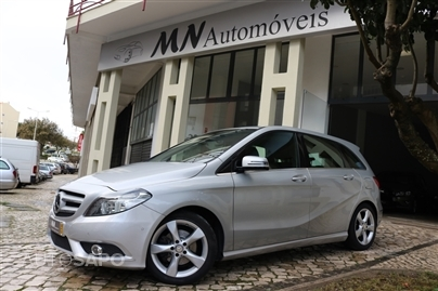 Mercedes-Benz Classe B 180 BlueEfficiency (122cv) (5p)