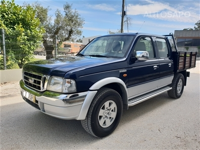 Ford Ranger 2.5 TD CD Plus (109cv) (4p)
