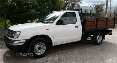 Nissan Pick-Up D22  Cab. Simples 4X2