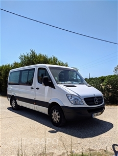 Mercedes-Benz Sprinter 213 CDI/37 (129cv) (5p)
