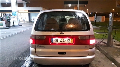 Ford Galaxy 1.9 TDI 90CV