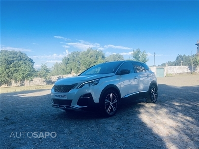 Peugeot 3008 1.6 Blue HDI  GT Line