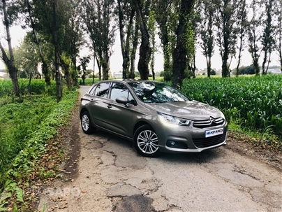 Citroen C4 1.6 BlueHDi Feel Edition EAT6 (120cv) (5p)