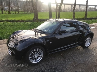 Smart Roadster Coupé (82cv) (2p)