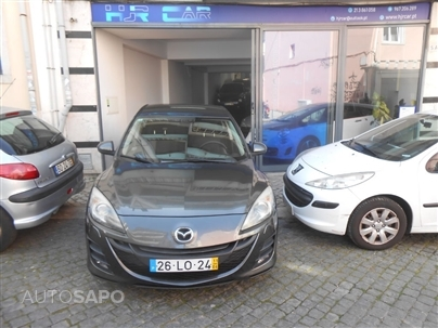 Mazda 3 MZ-CD 1.6 Exclusive (115cv) (5p)