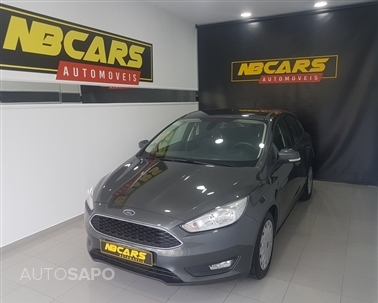 Ford Focus 1.5 TDCi Trend ECOnetic (105cv) (5p)