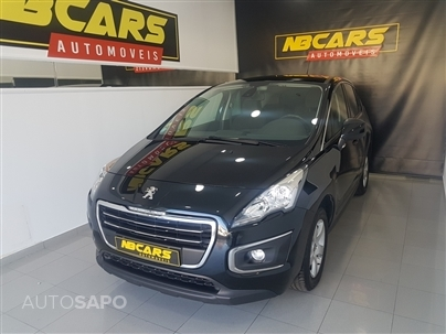 Peugeot 3008 1.6 BlueHDi Allure EAT6 (120cv) (5p)