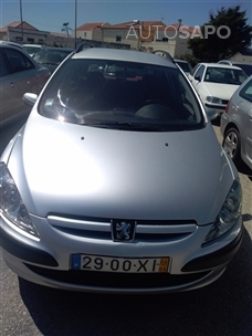 Peugeot 307 Break 1.4 HDi Navtech (70cv) (5p)