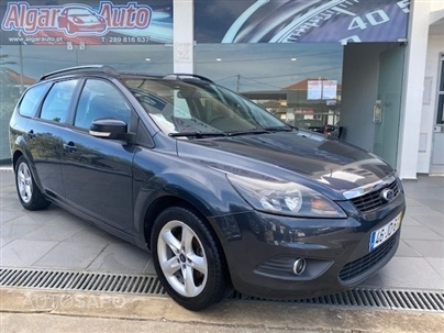 Ford Focus SW TDCI Econetic
