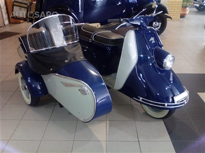 Outra Heinkel tourist Sidecar