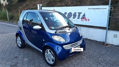 Smart City Coupe Passion (41cv) (3p)