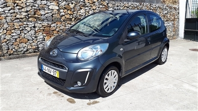 Citroen C1 ATTRACTION 1.0 5P