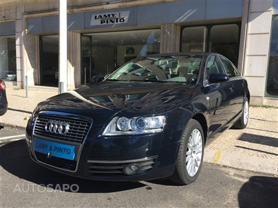 Audi A6 2.7 TDi V6 Multi. Exclusive (180cv) (4p)