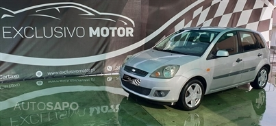 Ford Fiesta 1.4 TDCi Connection (68cv) (5p)