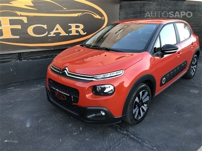 Citroen C3  Pure Tech Feel GPS